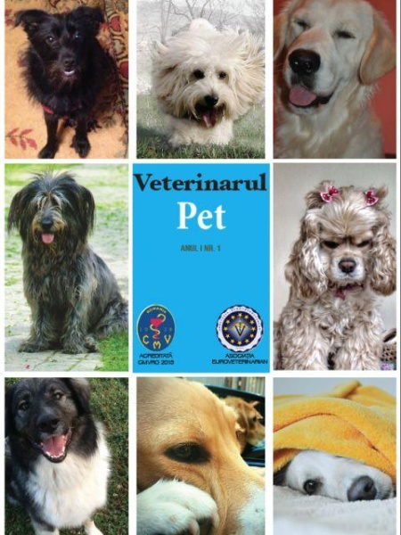 Revista Veterinarul PET nr.1