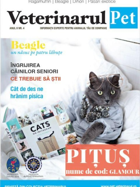 Revista Veterinarul Pet nr 4