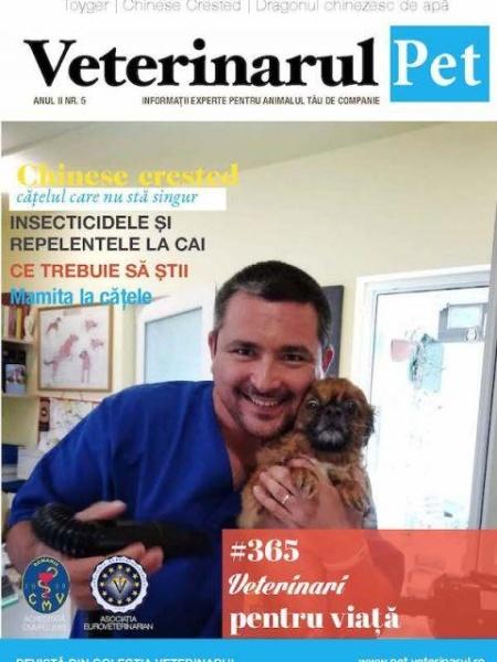 Revista Veterinarul Pet nr 5
